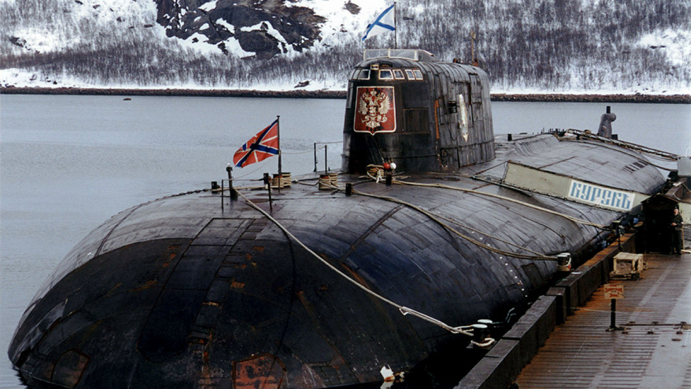 The 5 Deadliest Submarine Accidents in Soviet and Russian