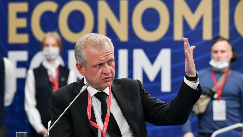 Sergei Kapkov Maxim Grigoriev / Roscongress Foundation