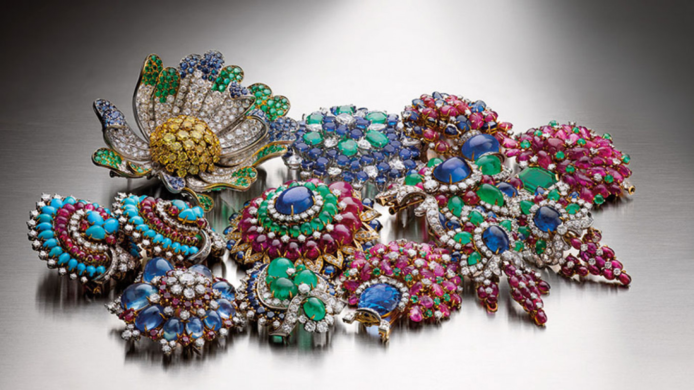 A few baubles   Photo by Victor Boyko / Getty Images for Bulgari Russia