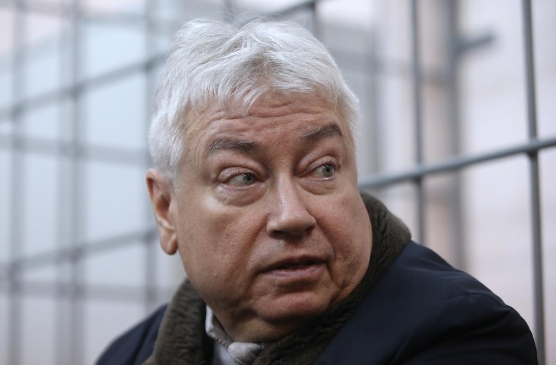Tatfondbank's head Robert Musin in court. Yegor Aleyev / TASS