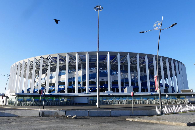 Nizhny Novgorod Stadium Maxence / Flickr (CC BY 2.0)