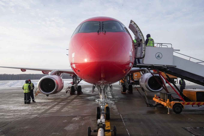 Some flights will resume Jan. 27. Alexander Avilov / Moskva News Agency