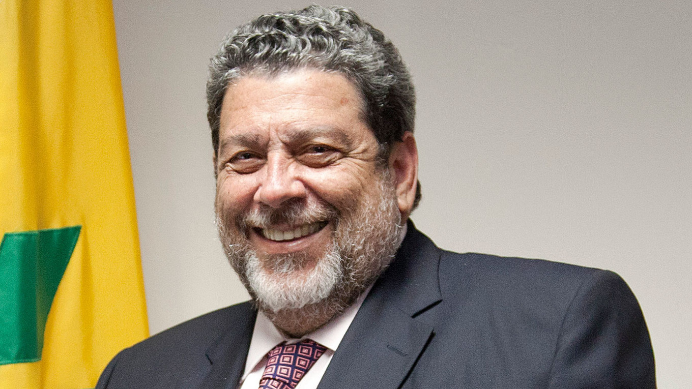 Ralph Gonsalves, Prime Minister of St. Vincent and the Grenadines. Fernanda LeMarie (CC BY-SA 2.0)