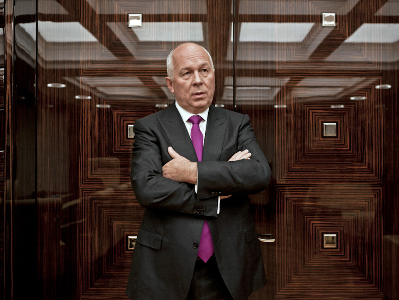 Sergei Chemezov, Rostec CEO Rostec