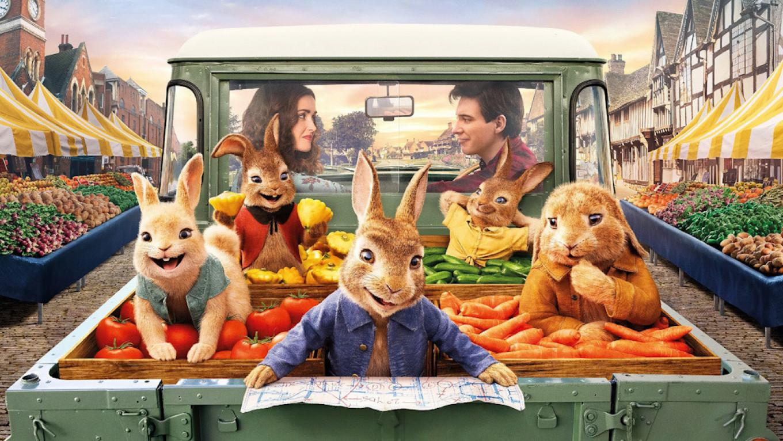 """Peter Rabbit 2: The Runaway"""
