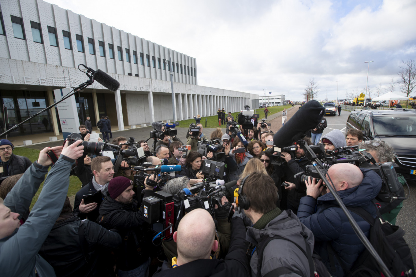 MH17 Trial Updates: March 9 - The Moscow Times