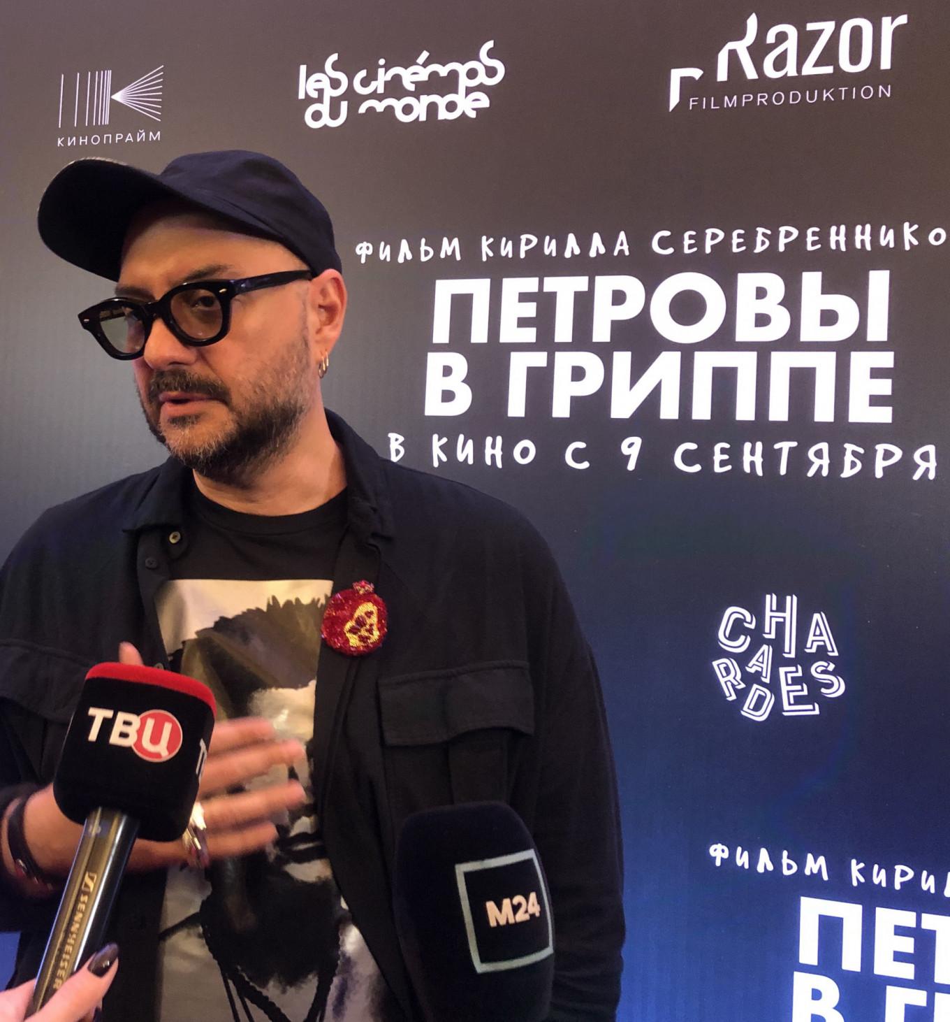 Kirill Serebrennikov Dmitry Vasin / MT