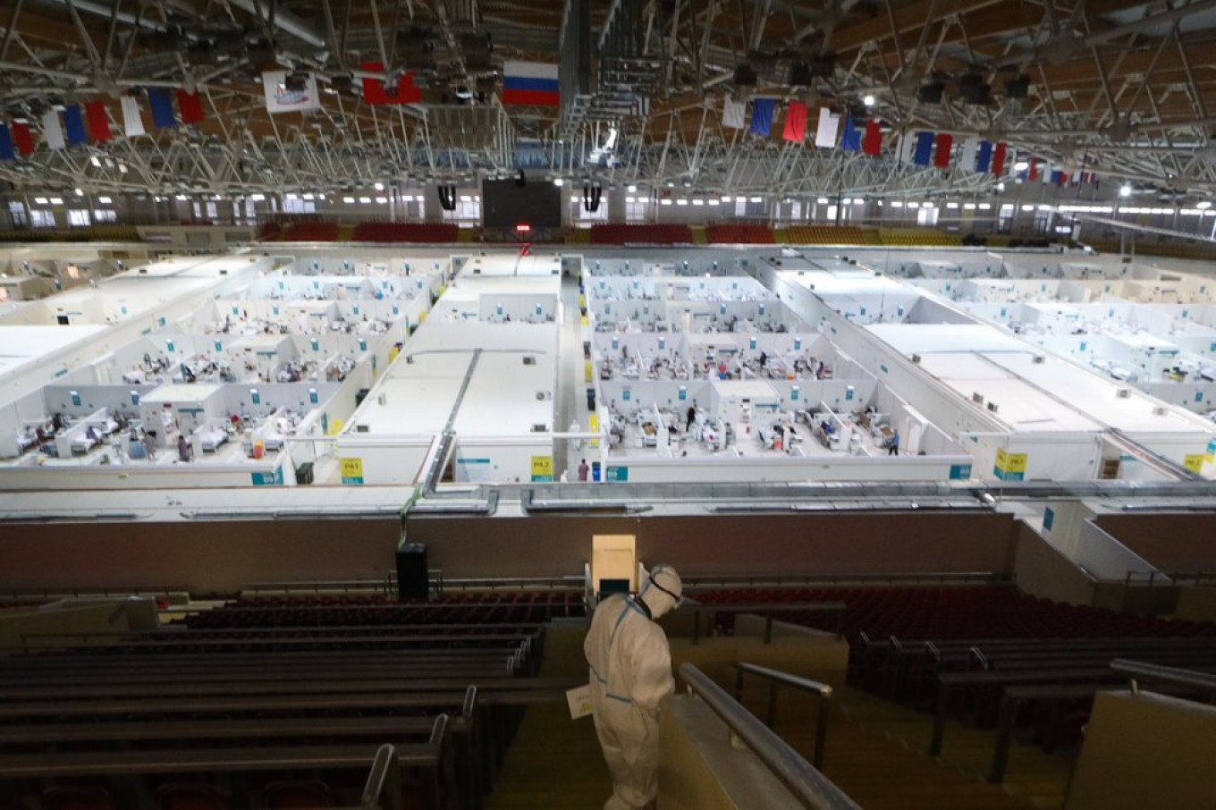 Russia Tops 3 Million Covid-19 Infections – The Moscow Times