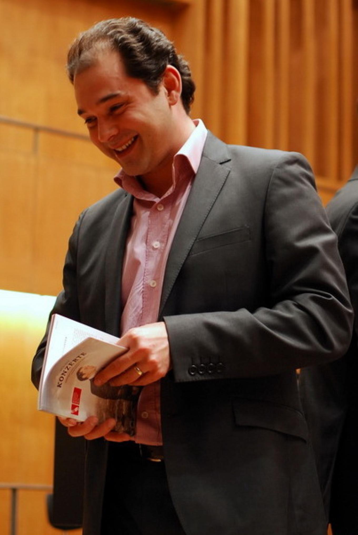 Conductor Tugan Sokhiev  Frank Guschmann / FotoFrank / Wikicommons