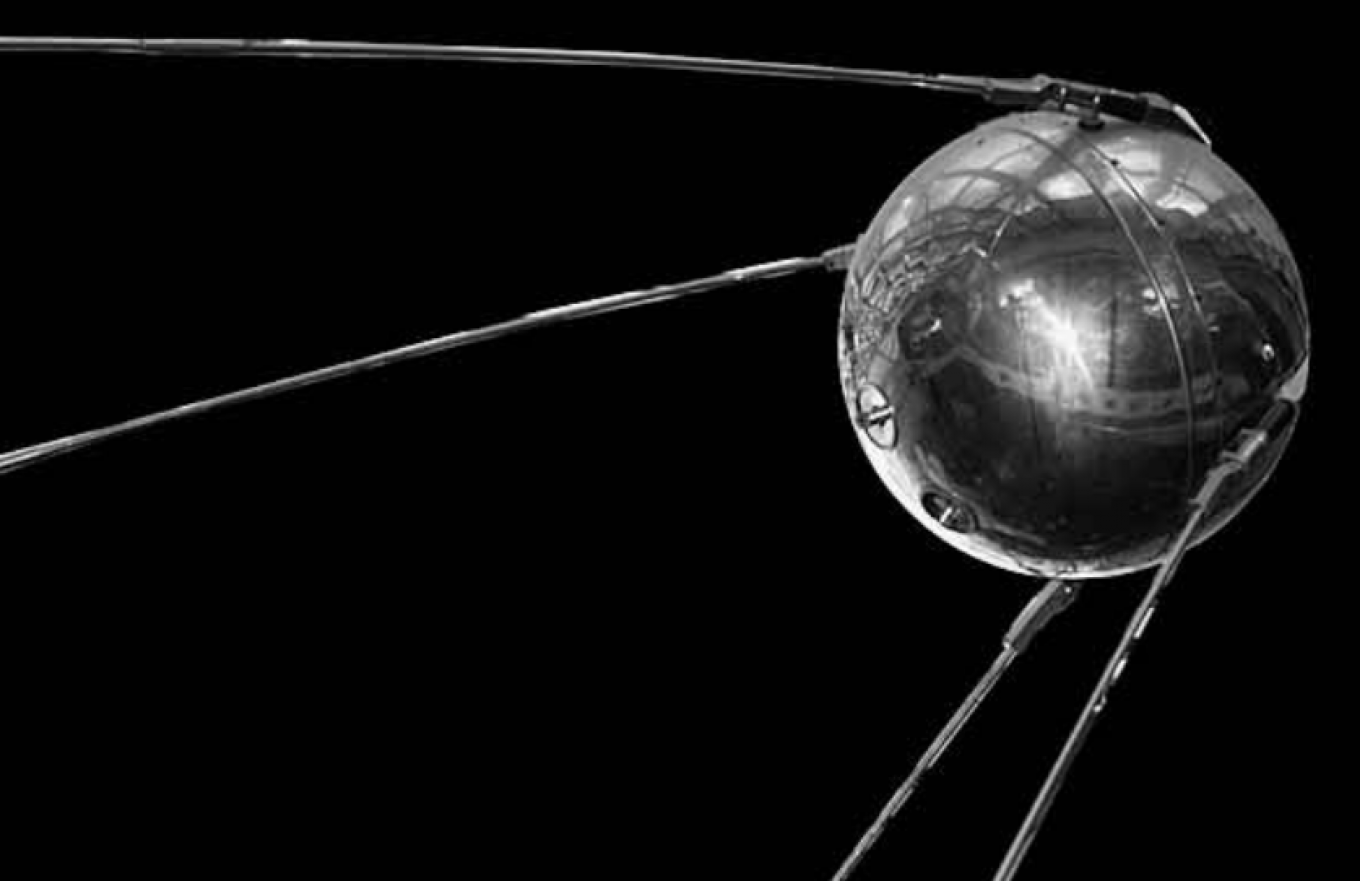 Sputnik weighed just 83.6 kilograms, less than the planned 1,000 kilograms / NASA