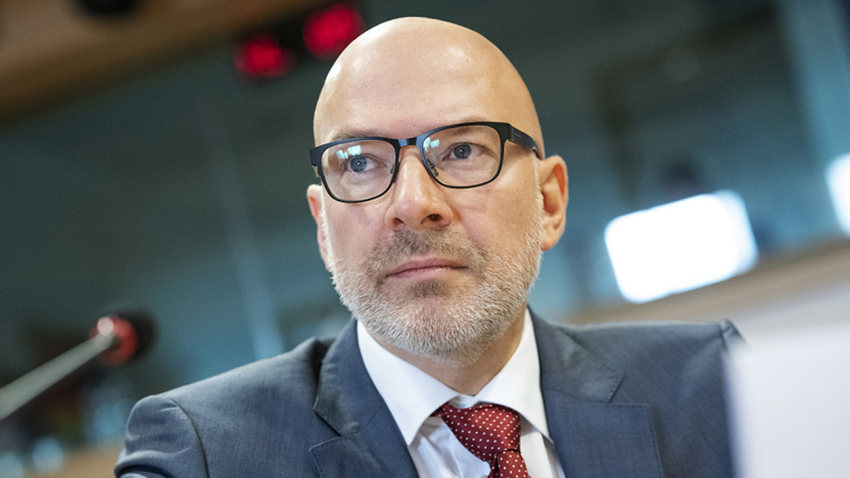 Jesper Nielsen, the interim chief executive officer of Danske. Bloomberg