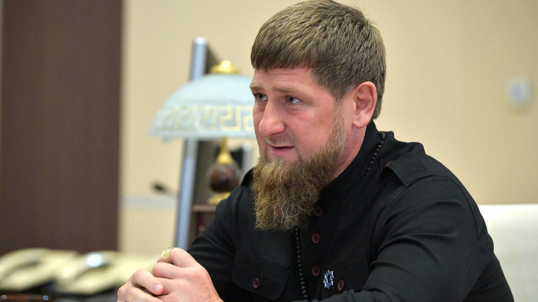 Ramzan Kadyrov.  kremlin.ru