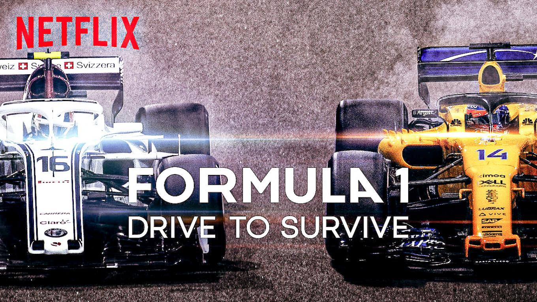 Formula One Netflix