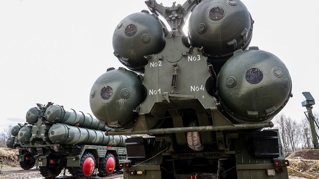 Russia Rejected Iran S-400 Missile Request Amid Gulf ...