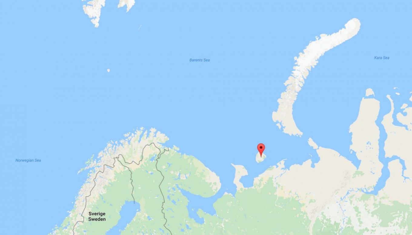 Kolguyev is located in the southeastern part of the B				 				The Barents Observer