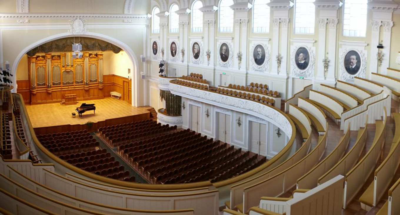 Moscow Conservatory meloman.ru