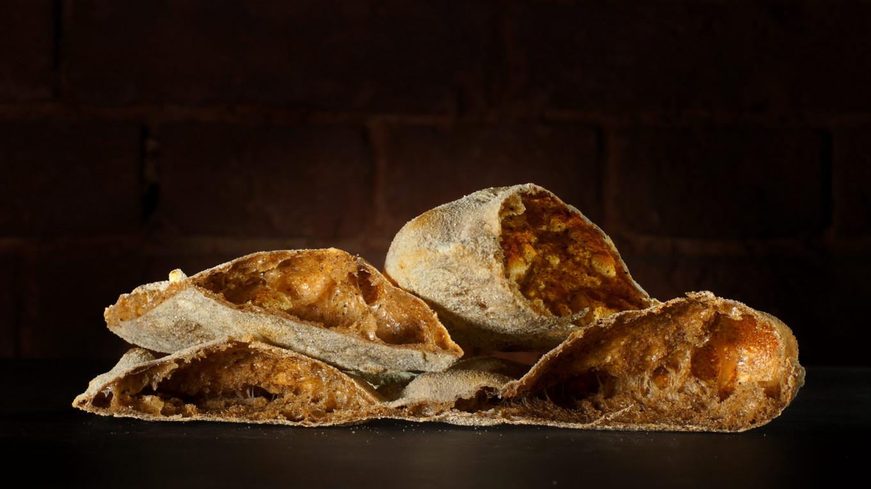 One of Odoyevsky's strengths is its stone-baked bread. ODOYEVSKY