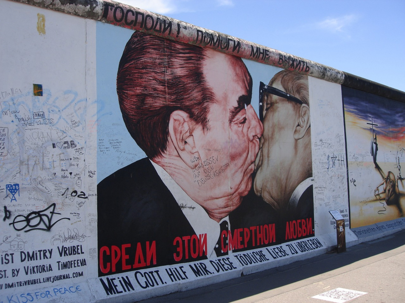 1 in 4 Young Russians Haven't Heard of the Fall of the Berlin Wall – Poll