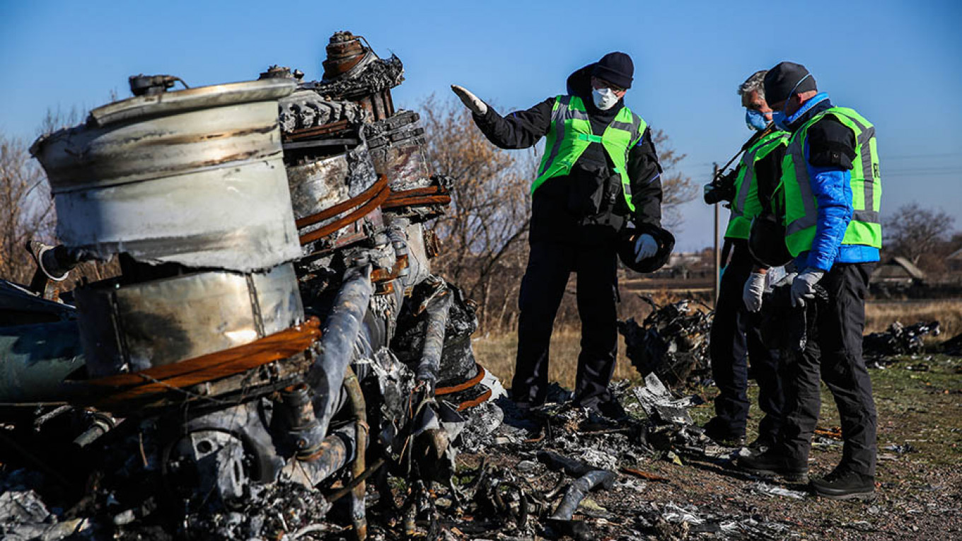 opinion Mark Galeotti MH17 Recordings Are About Crowdsourcing Whistleblowers The detailed questions the JIT throw out - The Moscow Times
