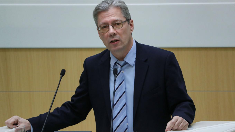 Dr. Vladimir Kattsov. Valery Sharifulin / TASS
