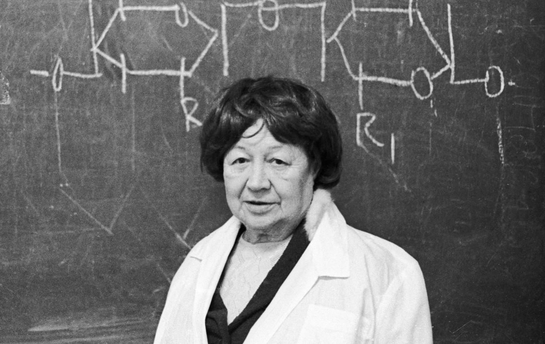 Zinaida Yermolyeva, 1973 TASS