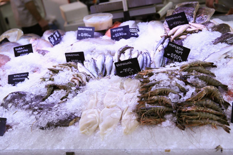 Use the freshest fish you can find. Jennifer Eremeeva / MT