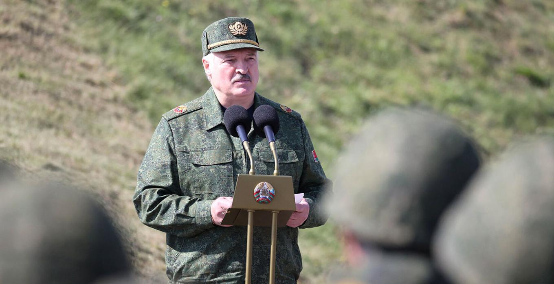 Alexander Lukashenko president.gov.by