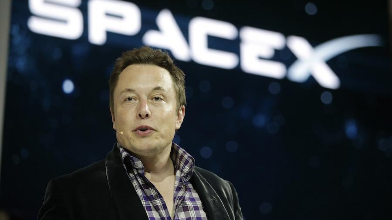 Elon Musk's Plan to Bomb Mars Is a Cover to Send Nukes Into Space, Russia's Space Chief Says - The Moscow Times