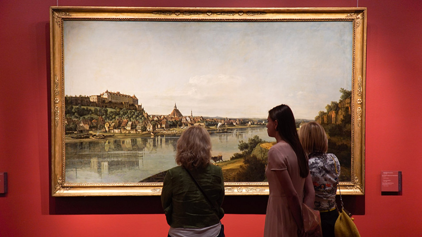 From Tiepolo to Canaletto and Guardi / Anton Surkov