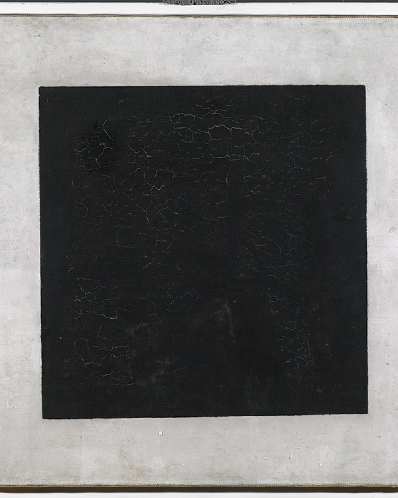 """Black Square,"" Kazimir Malevich, 1915				 				Courtesy of the State Tretyakov Gallery"