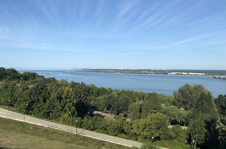 Ulyanovsk sits on the banks of the Volga river. Felix Light / MT