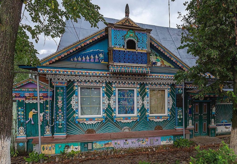 Berezyovsky, Sverdlovsk oblast Courtesy of Ivan Khafizov