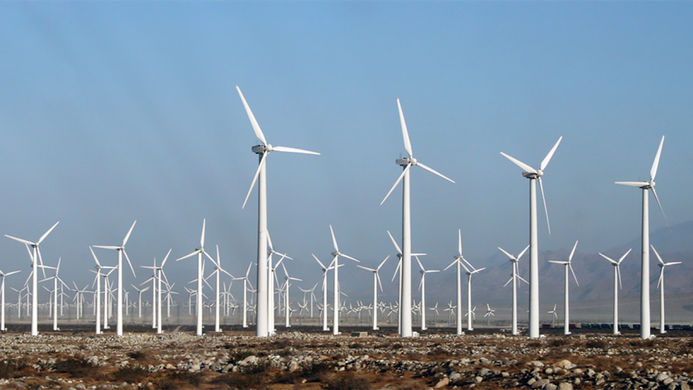 Murmansk Launches Construction of Russia's Largest Wind ...
