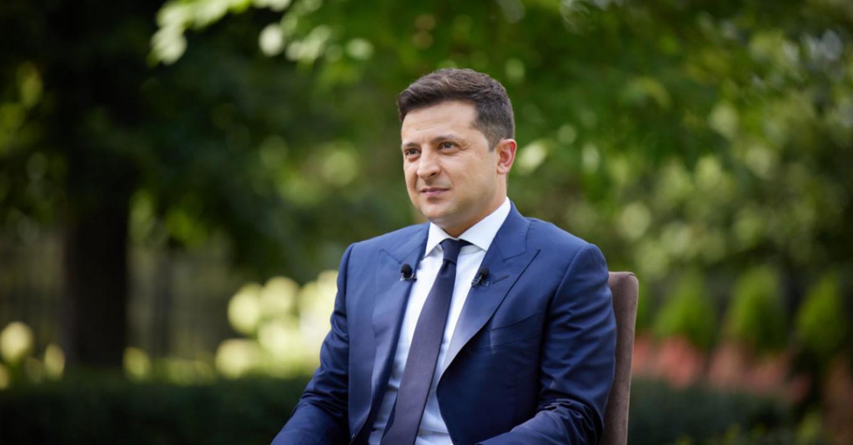 Volodymyr Zelenskiy president.gov.ua