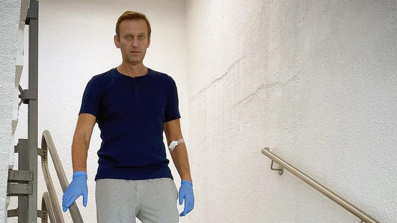 Russia Seizes Kremlin Critic Navalny's Apartment