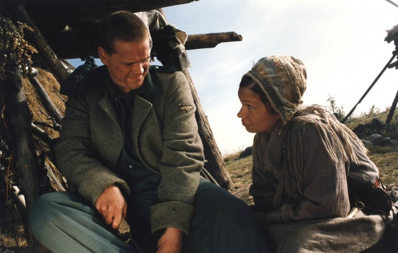 'The Cuckoo' revolves around the interaction between a Finnish soldier, his Soviet counterpart and a Sami woman - none of whom understands the others. KINOKOMPANIYA STV