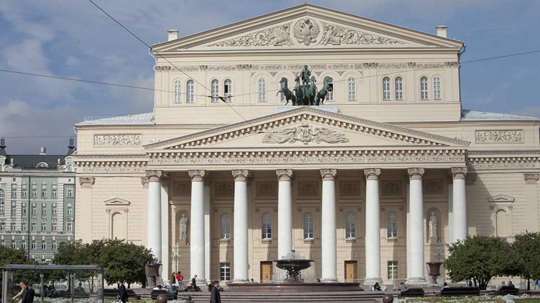 Damir Yusupov / Bolshoi Theater