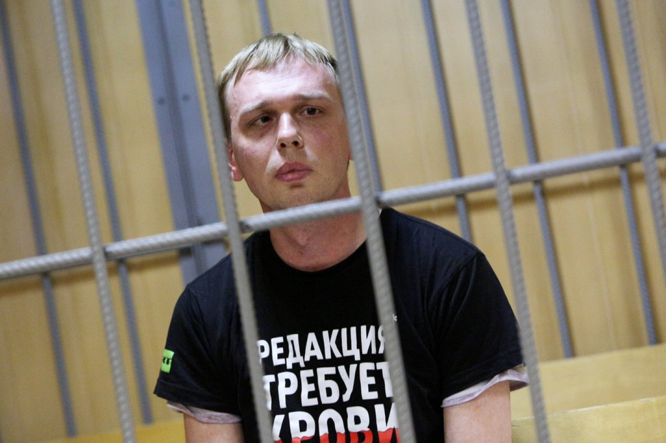 Ivan Golunov, an investigative journalist, was released from prison after a massive public outcry. Kirill Zykov / Moskva News Agency