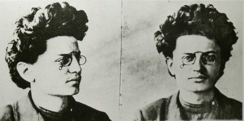 Leon Trotsky Project 1917