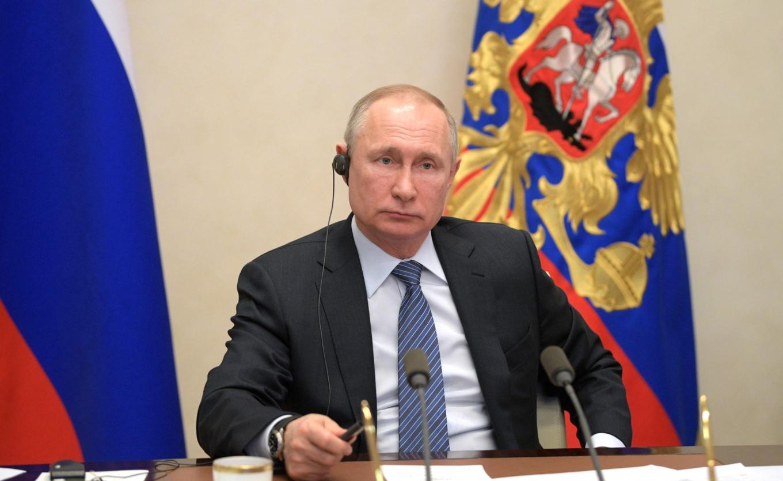 Putin Calls for Sanctions 'Moratorium' at G20 Summit