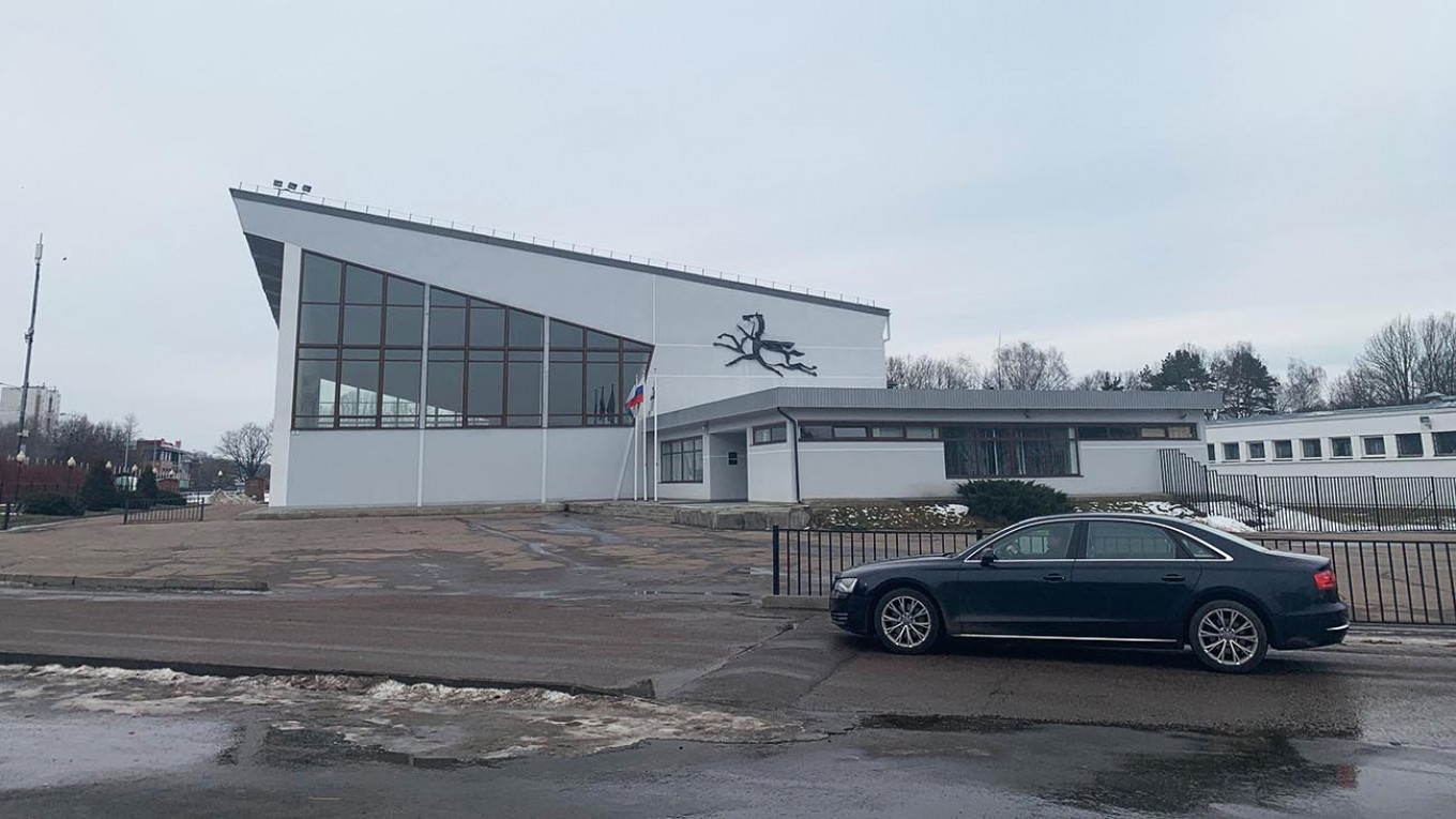 Moscow Stud Farm No. 1, founded by the first Soviet leader Vladimir Lenin and known for breeding Russia's most famous horse, the Orlov Trotter. Pjotr Sauer / MT