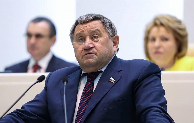 Mikhail Ponomaryev Valery Sharifulin / TASS