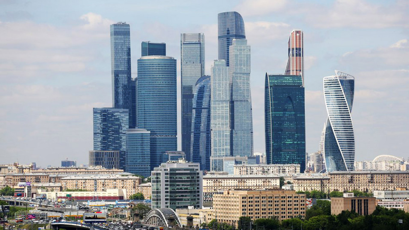 Russia Plans Mass Relocation Of Ministries To Moscow S Skyscraper Citadel Reports Say The Moscow Times