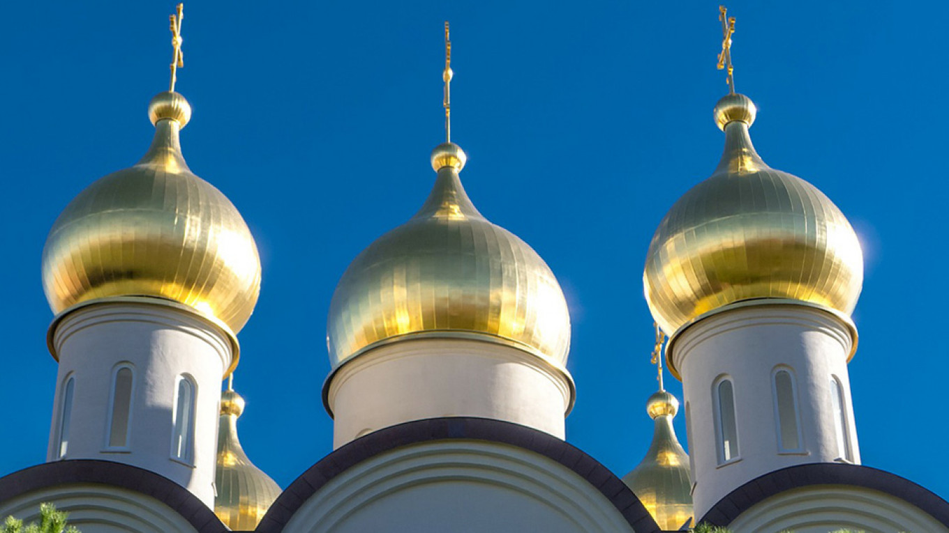 Siberian Mayor Rejects Church Plans as Anti-Cathedral Protests Rock Yekaterinburg