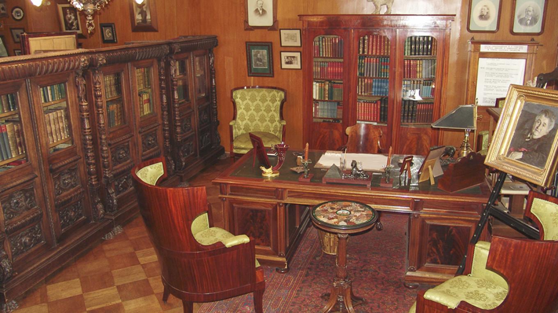 Ivan P. Pavlov's Museum-Apartment