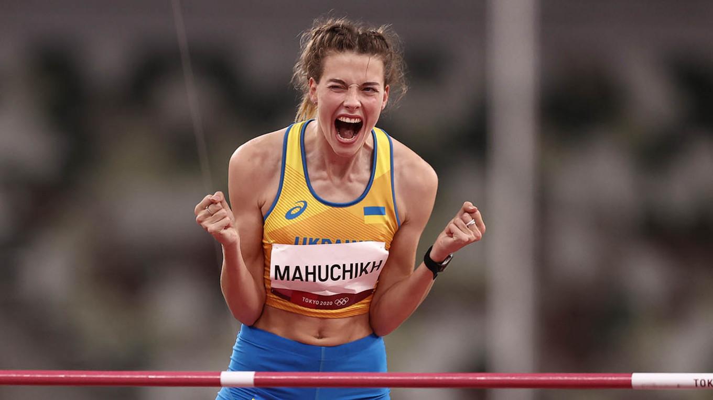 Athlete Yaroslava Mahuchikh of Ukraine Valery Sharifulin / TASS