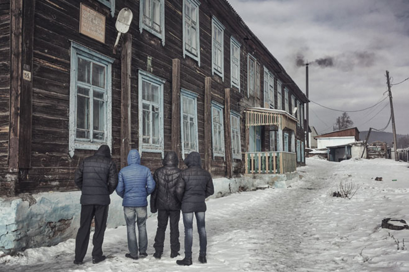 Oliver Carroll reported on the criminal gangs targeting schools in deep Siberia 				 				Dmitry Markov
