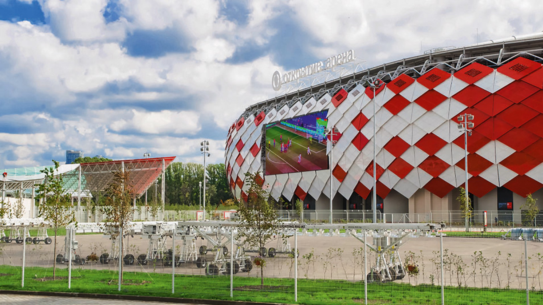 Spartak Stadium / Legion-Media