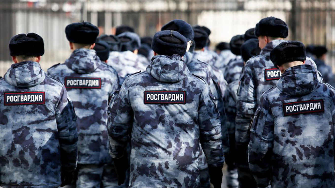 Navalny Supporters Jailed For Penal Colony Protest
