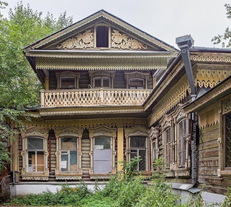 Panov House, Yekaterinburg Courtesy of Ivan Khafizov
